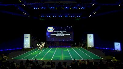 Grandview High School [2020 Large Game Day Division I Prelims] 2020 UCA National High School Cheerleading Championship