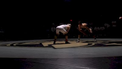 174 lbs - Jordan Kutler (Lehigh) vs Ben Harvey (Army)