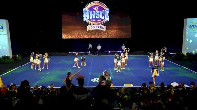 Live Oak Junior High School [2020 Small Junior High Semis] 2020 UCA National High School Cheerleading Championship