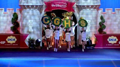 Cardinal Gibbons High School [2020 Large Varsity Division II Finals] 2020 UCA National High School Cheerleading Championship