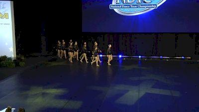 Bearden High School [2020 Medium Jazz Semis] 2020 UDA National Dance Team Championship
