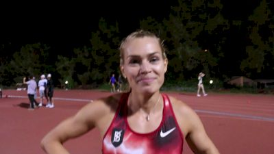 Colleen Quigley Is Tired Of Being Third In US Steeple Ranks