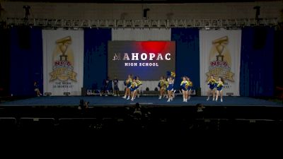 Mahopac High School [2019 Game Day Band Chant Small High School Finals] NCA Senior & Junior High School National Championship