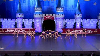 University of Northern Iowa [2019 Division I Jazz Semis] UCA & UDA College Cheerleading and Dance Team National Championship