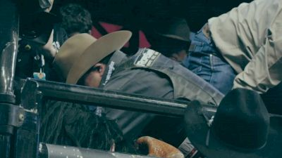 Which Saddle Bronc Rider Will Join Isaac Diaz In The Next WCRA Major?
