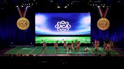 Saltillo High School [2020 Large Coed Game Day Finals] 2020 UCA National High School Cheerleading Championship