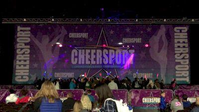 FAME All Stars - VA Beach - Vixens [Level 3 Senior Small] 2020 The U.S. Finals Virtual Championship