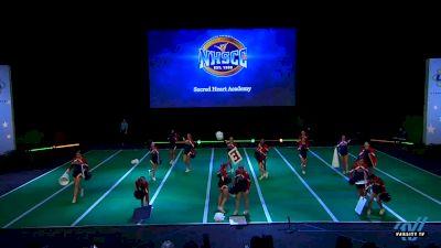 Sacred Heart Academy [2019 Game Day - Medium Varsity Prelims] 2019 UCA National High School Cheerleading Championship