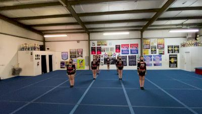 Xtreme Heat All Stars - Reckless [L3 Senior - D2] Varsity All Star Virtual Competition Series: Event V