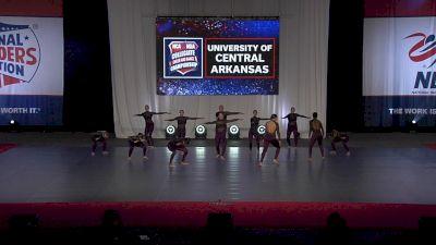 University of Central Arkansas [2021 Team Performance Division I Finals] 2021 NCA & NDA Collegiate Cheer & Dance Championship