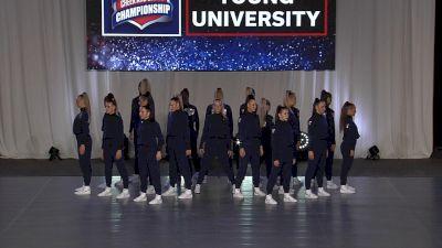 Brigham Young University Cougarettes [2021 Hip Hop Division IA Prelims] 2021 NCA & NDA Collegiate Cheer & Dance Championship