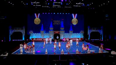 Archbishop Rummel High School [2021 Medium Varsity Coed Finals] 2021 UCA National High School Cheerleading Championship