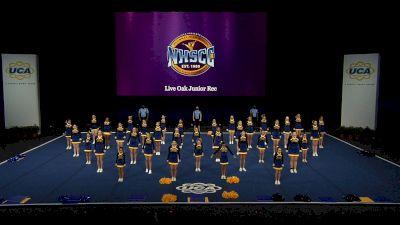 Live Oak Junior Rec [2021 Trad Rec Aff 12Y Semis] 2021 UCA National High School Cheerleading Championship