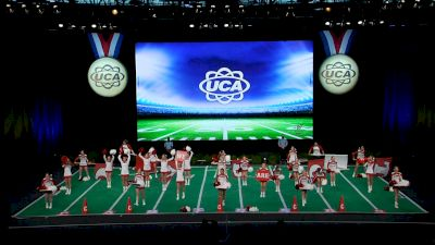 Cabot High School [2021 Super Non Tumbling Game Day Finals] 2021 UCA National High School Cheerleading Championship