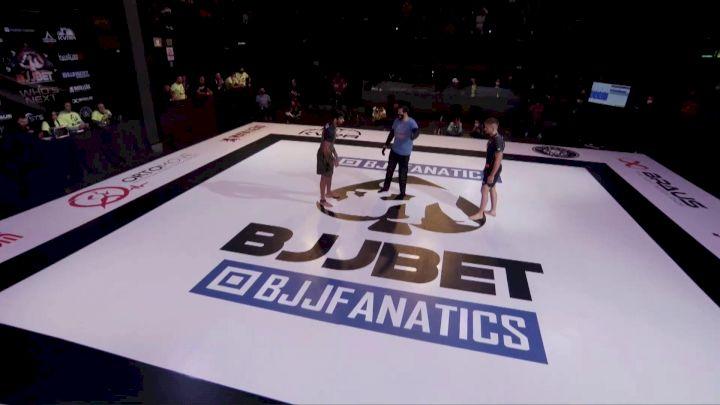 Leandro Lo vs William Tackett   BJJBet II