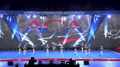 Cheer Athletics- Frisco - Meteorites [2021 L1 Small Mini Day 1] 2021 ACA All Star DI Nationals