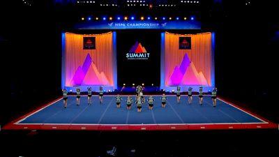 Ohio Cheer Nation - Intensity [2021 L1 Senior - Small Semis] 2021 The D2 Summit