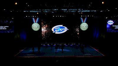 Double Down Athletics - Flash [2021 L3 Junior - D2 - Small Day 1] 2021 UCA International All Star Championship
