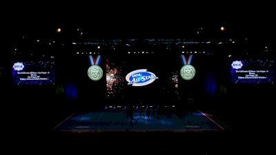 The California All Stars - Las Vegas - J-Money [2021 L3 Junior - Medium (30) Day 2] 2021 UCA International All Star Championship