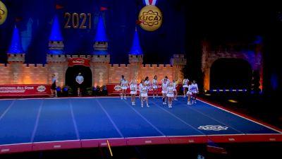 Cheer Florida All Stars - Sea Warriors [2021 L6 Senior - XSmall Day 2] 2021 UCA International All Star Championship