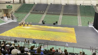 Cherokee High School Winterguard - Somewhere Only We Know