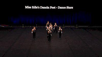 Miss Edie's Dancin Feet - Dance Stars [2021 Mini Pom - Small Semis] 2021 The Dance Summit