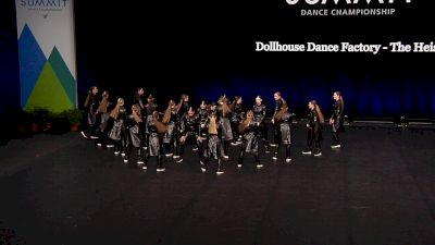 Dollhouse Dance Factory - The Heist [2021 Junior Hip Hop - Large Semis] 2021 The Dance Summit