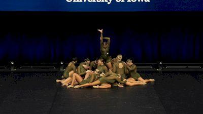 University of Iowa [2021 Division IA Jazz Semis] 2021 UCA & UDA College Cheerleading & Dance Team National Championship