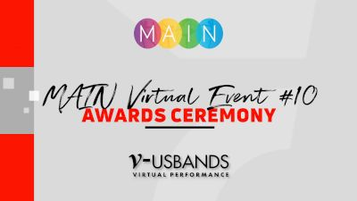RESULTS: 2021 MAIN Virtual Event 10 Awards Ceremony