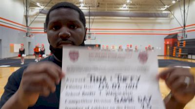 Booker T Washington High School [Game Day Varsity ] 2021 NCA High School Nationals