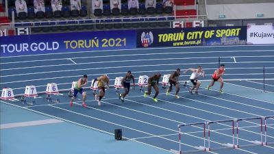 Men's 60m Hurdles