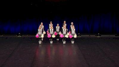 Dance Mania - Senior Pom Small [2021 Senior Small Pom Finals] 2021 The Dance Worlds