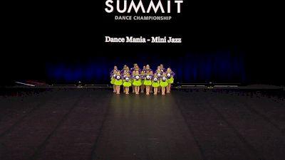 Dance Mania - Mini Jazz [2021 Mini Jazz Finals] 2021 The Dance Summit
