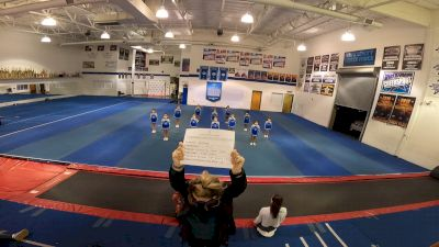 University Cheer Force - Tiny Rays [L1 Tiny - Novice - Restrictions] 2021 GSSA DI & DII Virtual Championship