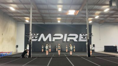 Empire Athletics - Senior Commanders [L1 Senior - Non-Building] 2021 PacWest Virtual Championship