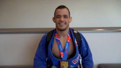 Pedro Marinho's Finishing Instinct Earned Him Gold At American Nationals