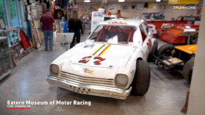Eastern Museum Of Motor Racing Tour With Lynn Paxton
