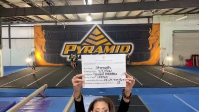 Pyramid Athletics - Cobras [L2 Junior - Non-Building] 2021 Varsity All Star Winter Virtual Competition Series: Event II