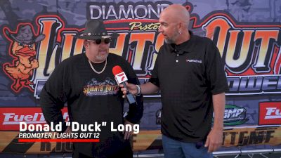 Check In With Donald 'Duck' Long, Promotor Of Lights Out 12