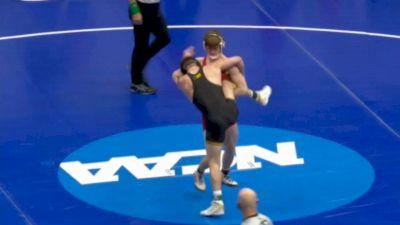 149 m, Max Murin, Iowa vs Graham Rooks, Indiana