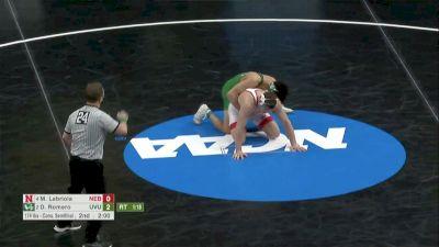 174 Consi-Semi, Demetrius Romero, UVU vs Mikey Labriola, Nebraska