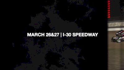 Lucas Oil ASCS Heads To I-30 Speedway On March 26 & 27