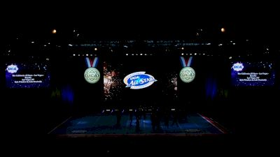 The California All Stars - Las Vegas - Royalty [2021 L4.2 Senior Coed Day 2] 2021 UCA International All Star Championship