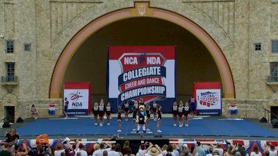 Alma College [2021 Advanced All-Girl Division III Finals] 2021 NCA & NDA Collegiate Cheer & Dance Championship