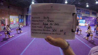 Bravo All-Stars - Royals [L4 Senior - D2 - Small] 2021 Mid Atlantic Virtual Championship