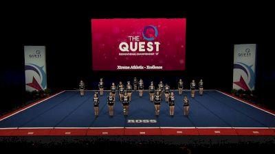 Xtreme Athletix - Xcellence [2021 L3 Performance Rec - 18Y (NON) - Large Semis] 2021 The Quest