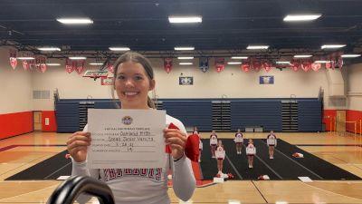 Oakland High School [Virtual Medium Varsity Finals] 2021 UCA National High School Cheerleading Championship