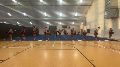 Colorado Mesa University [Virtual Small Coed Game Day - Cheer Semi Finals] 2021 UCA & UDA College Cheerleading & Dance Team National Championship