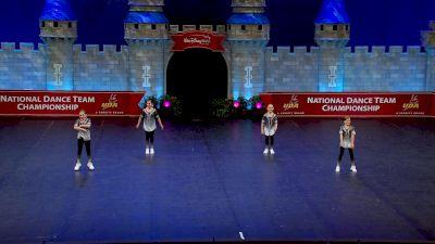 World Class All Star Dance - Dazzlers [2021 Mini - Prep - Hip Hop Semis] 2021 UDA National Dance Team Championship