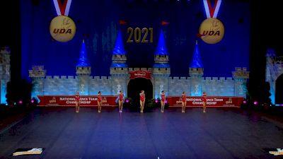 Prima Dance All-Stars [2021 Senior - Contemporary/Lyrical Semis] 2021 UDA National Dance Team Championship